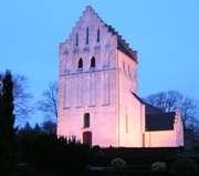 Asperup kirke, redigeret