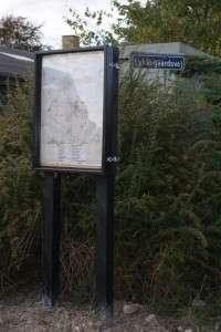 Kort over Båring lokalområde 1