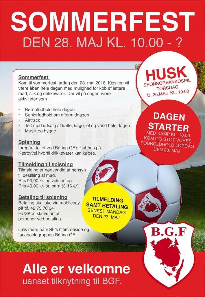 Sommerfest BGF