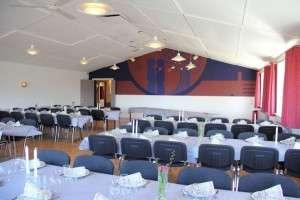 Store sal Roerslev-Blanke forsamlingshus