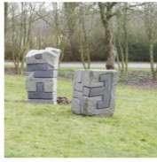 2 Skulpture