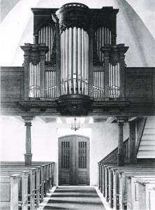 Margaard orgel