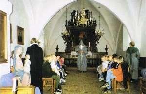 Skolens middelalder uge